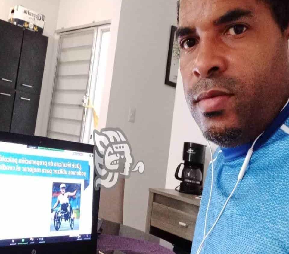 Entrenadores de atletismo se nutren con cursos en línea