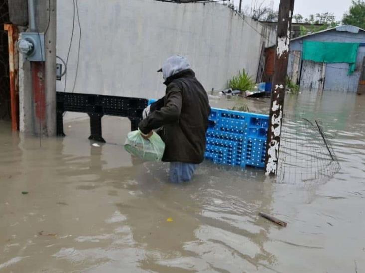 Huracán Hanna genera severas inundaciones en Tamaulipas