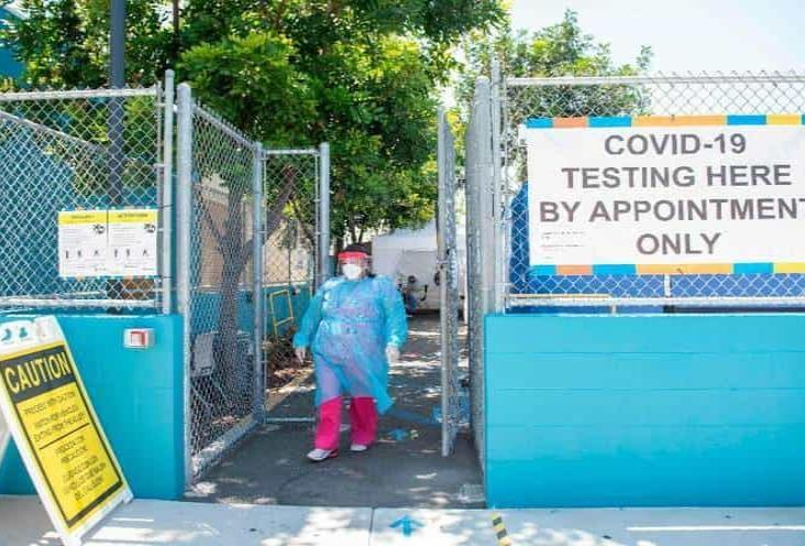 California, nuevo foco del coronavirus en EU