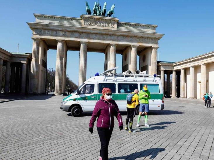 Alerta en Alemania por segunda ola de contagios
