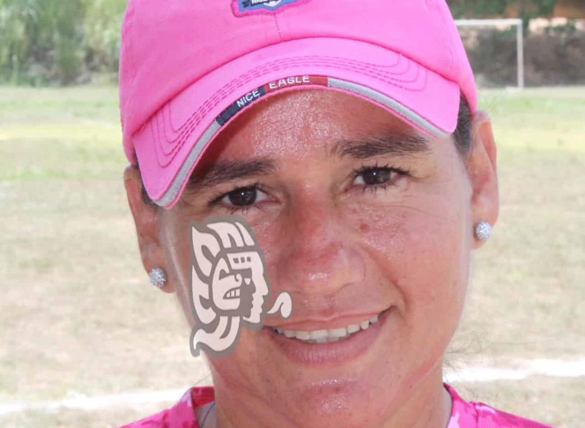 Es difícil vivir sin realizar un deporte: Adriana Osti Rodríguez