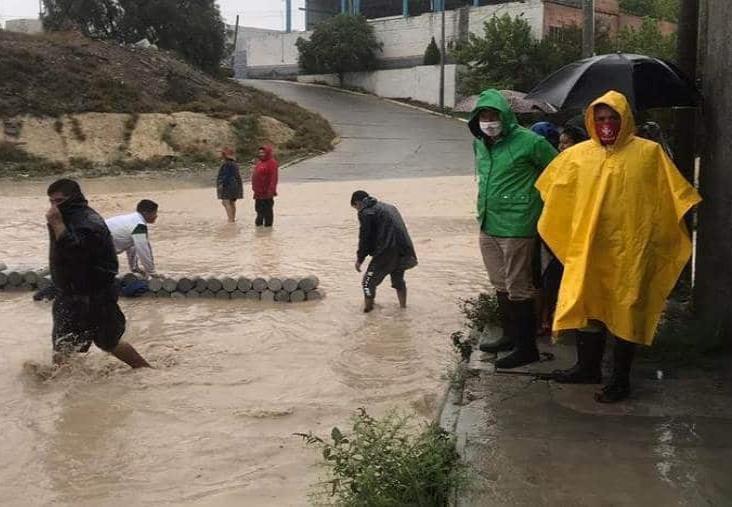 Tormenta tropical Hanna deja dos personas muertas y seis desaparecidos