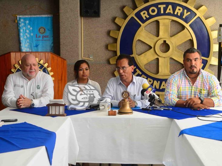 Suspenden actividades del Club Rotario en Coatzacoalcos