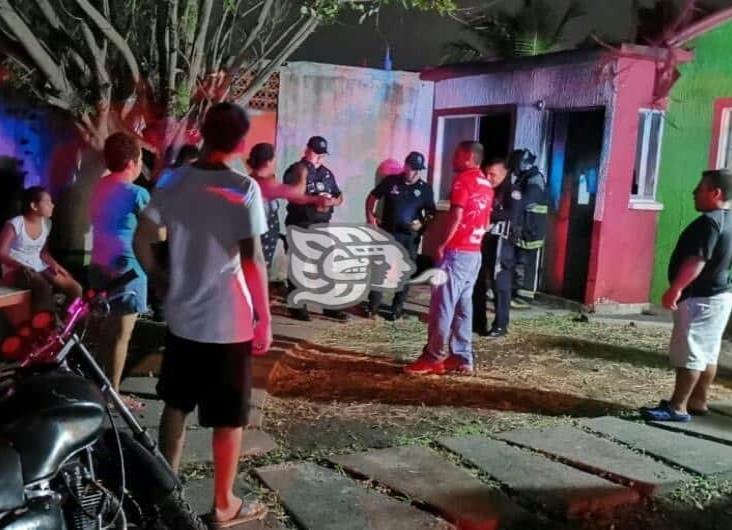 se registran dos incendios diferentes puntos de Veracruz