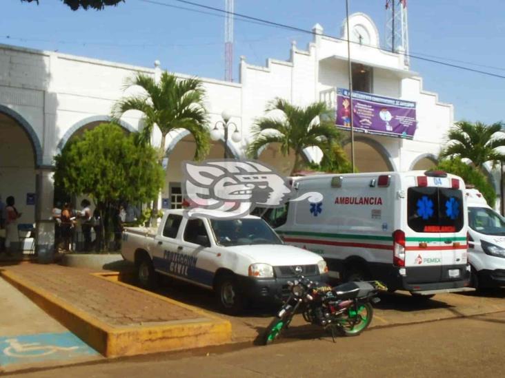 Retoman actividades en oficinas del Ayuntamiento de Soteapan