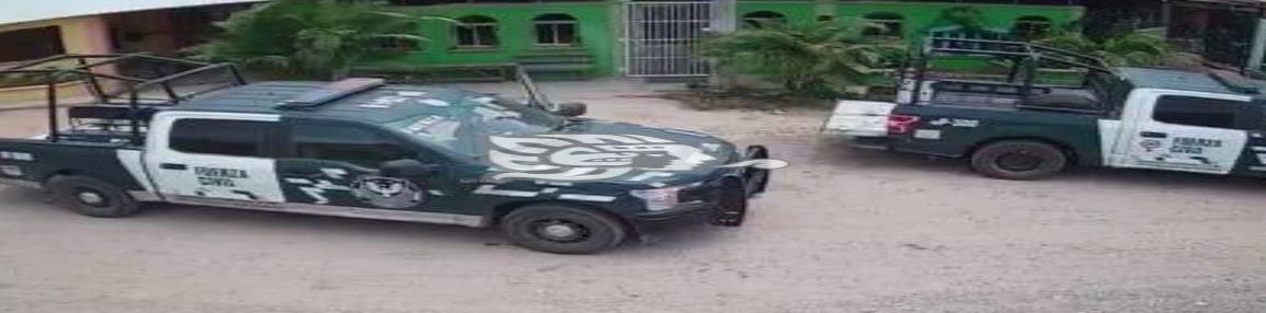 Investigan daños por parte de la Fuerza Civil en papelería de Sayula
