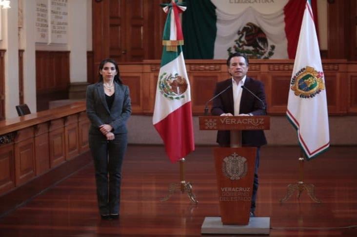 Destaca Cuitláhuac captura de empresarios veracruzanos en caso Conade