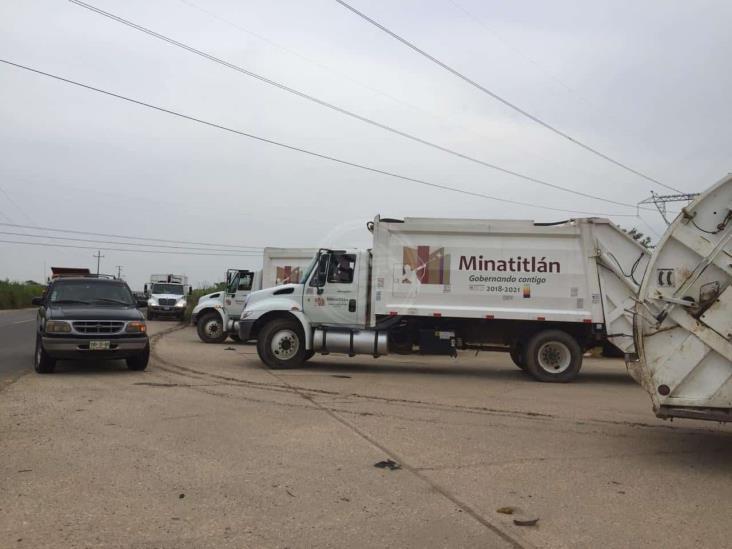 Alcalde de Minatitlán pide respetar contratos por uso de basurero