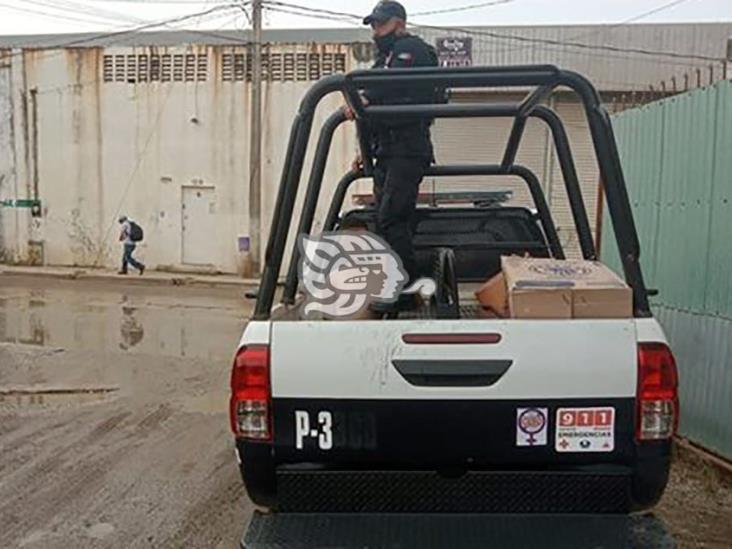 Capturan a asaltante de una farmacia en Coatzacoalcos