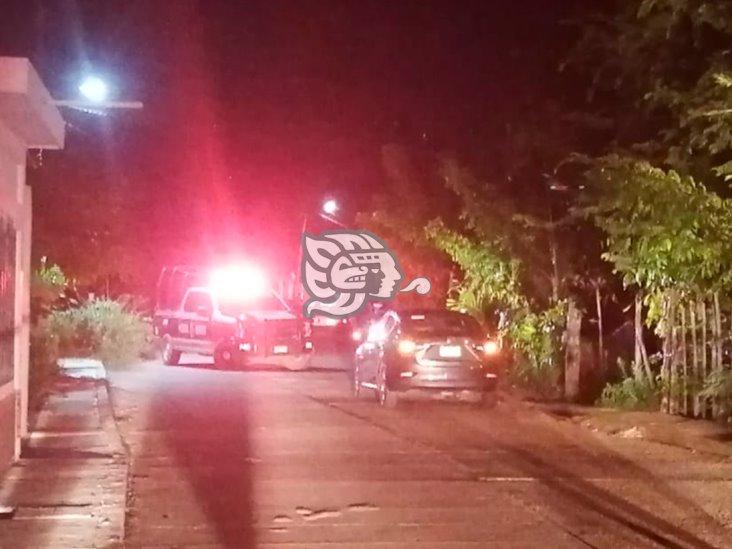 Asesinan a taxista en Agua Dulce; tercer ejecutado de la semana