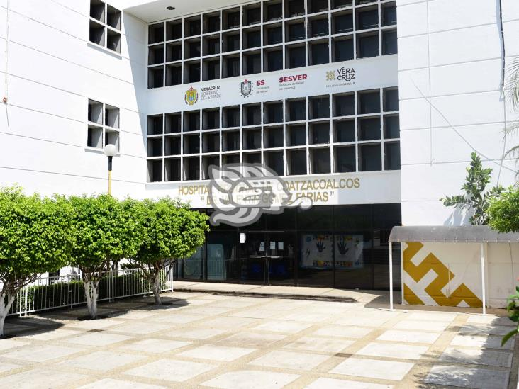 Tras padecer Covid-19, dan de alta a pacientes del Hospital de Coatzacoalcos
