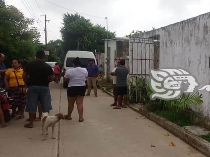 Se suicida vendedor de pollos en Las Choapas