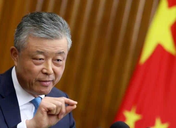 China dice que EU está alentando nueva Guerra Fría por la elección presidencial