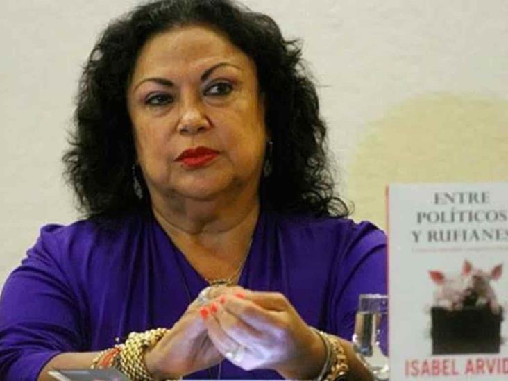 Propuso AMLO a Isabel Arvide como cónsul en Estambul