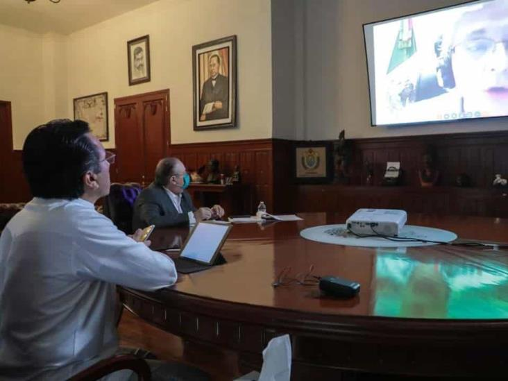 En reunión de Conago, reitera CGJ apego a lineamientos con la Federación