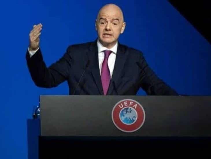 Abren proceso penal contra Gianni Infantino, presidente de la FIFA