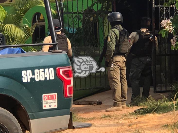 Suspenden a Policías que robaron en Papelería de Sayula