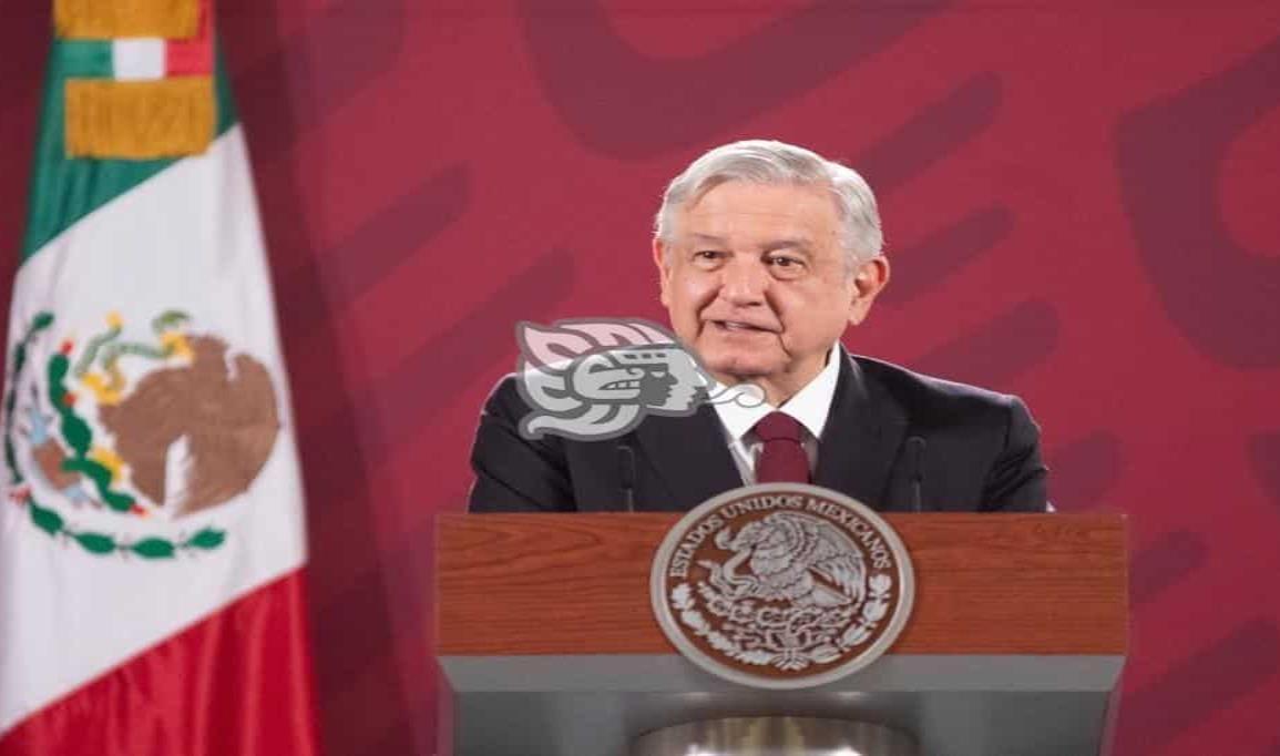Desconoce AMLO sobre supuesta detención de Peña en España