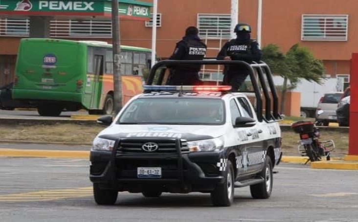 Asaltan dos sujetos armados y abordo de motocicleta a cuentahabiente en Veracruz