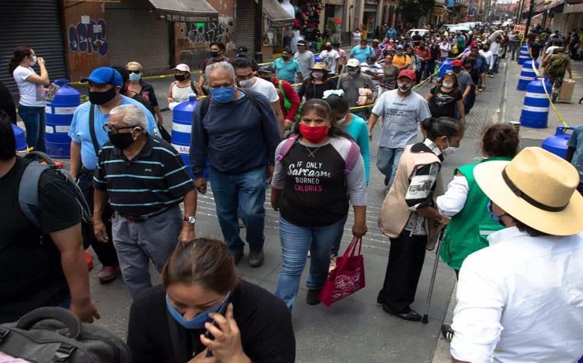 México tendría 7 millones de casos de COVID-19, dice especialista de Johns Hopkins