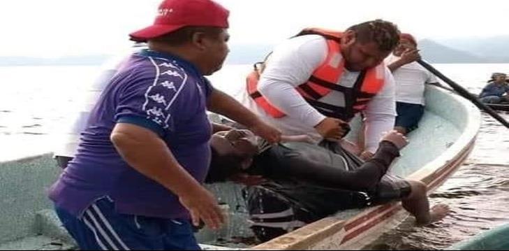 Encuentran a pescador desaparecido en Catemaco