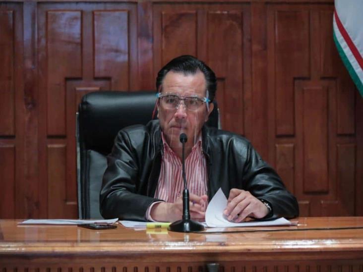 Otro día sin homicidios en Veracruz, destaca Cuitláhuac