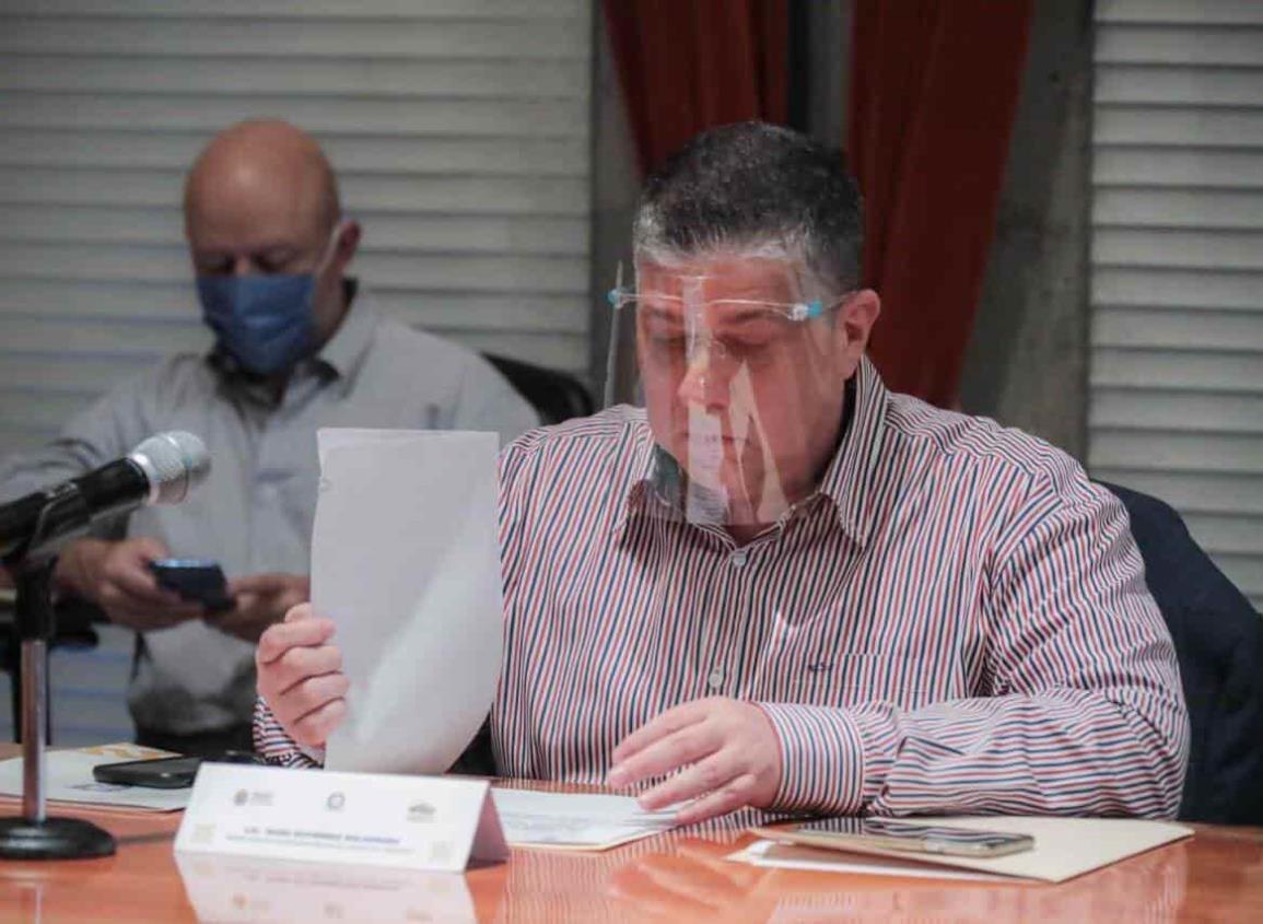 Falta de denuncias afecta impartición de justicia: Hugo Gutiérrez