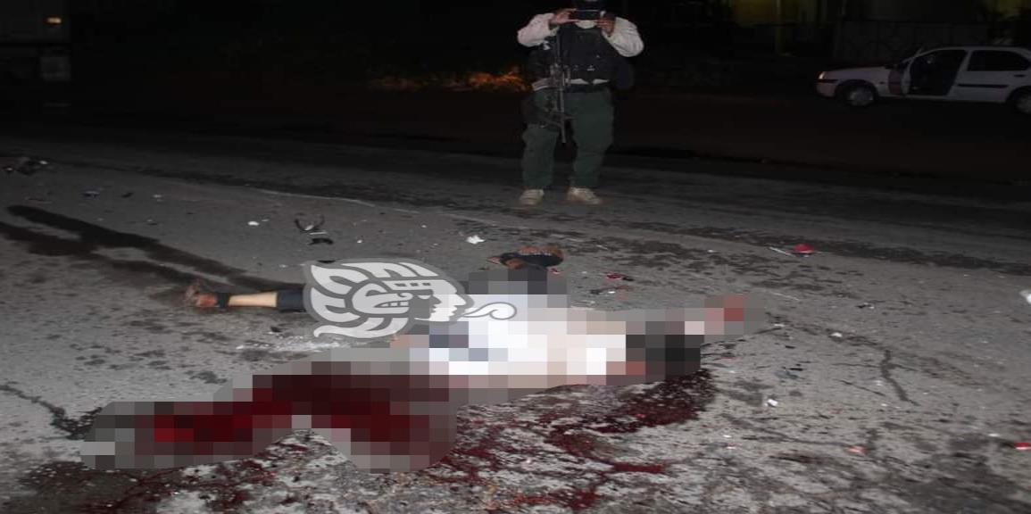 Identifican a hombre atropellado en el tramo Acayucan-Jáltipan