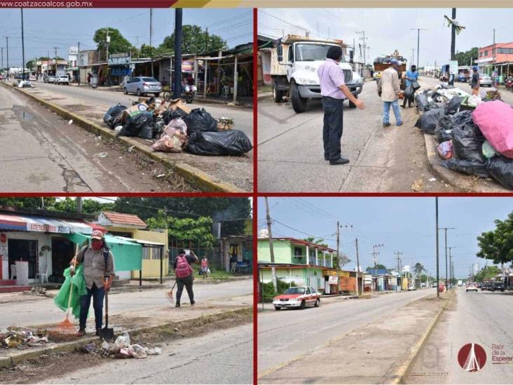 Jornada masiva recolección, a liberar las calles de residuos