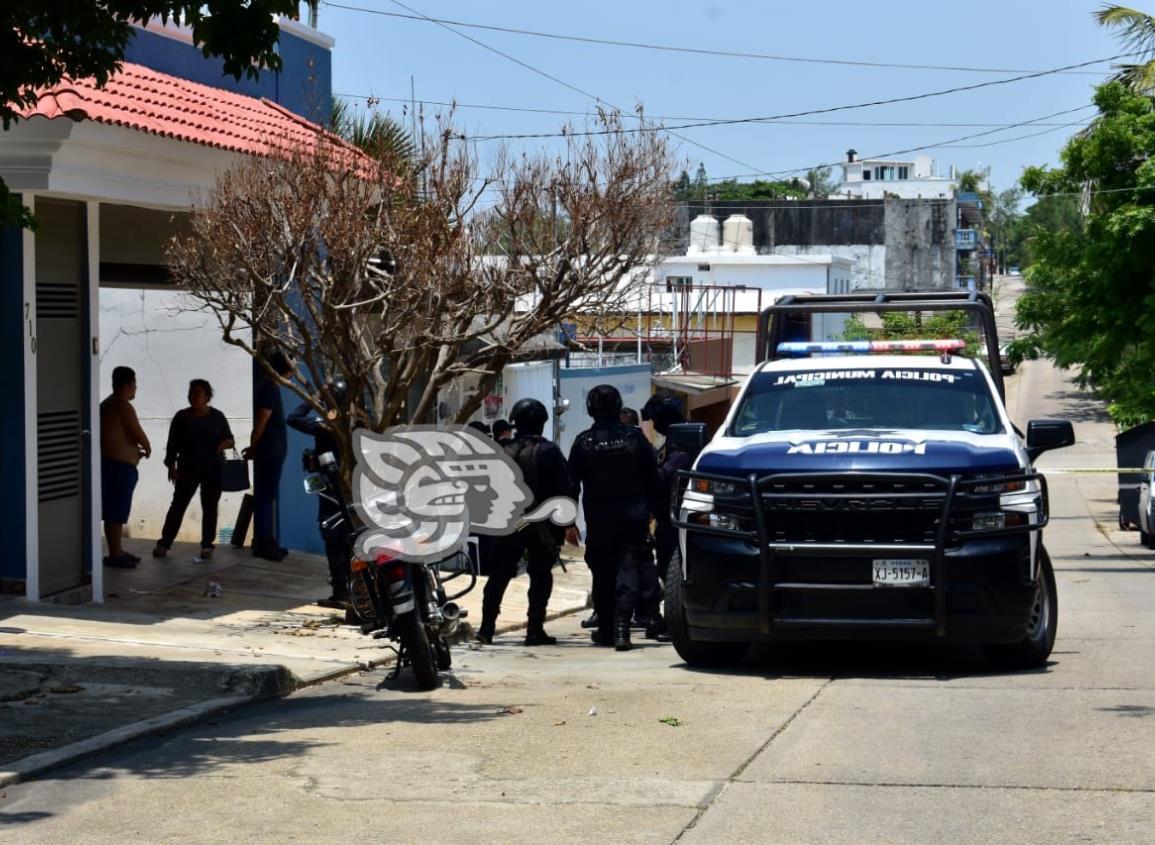 Balean a profesor jubilado en violento atraco; Capturan a dos presuntos implicados