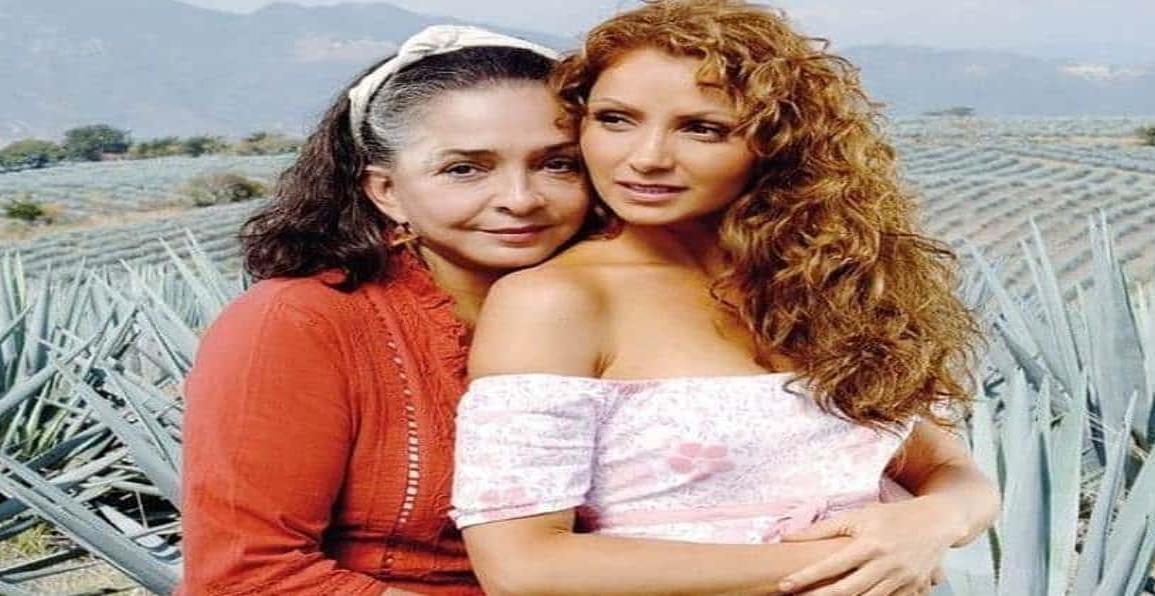 Ana Martín revive bochornoso incidente con Angélica Rivera en Destilando Amor