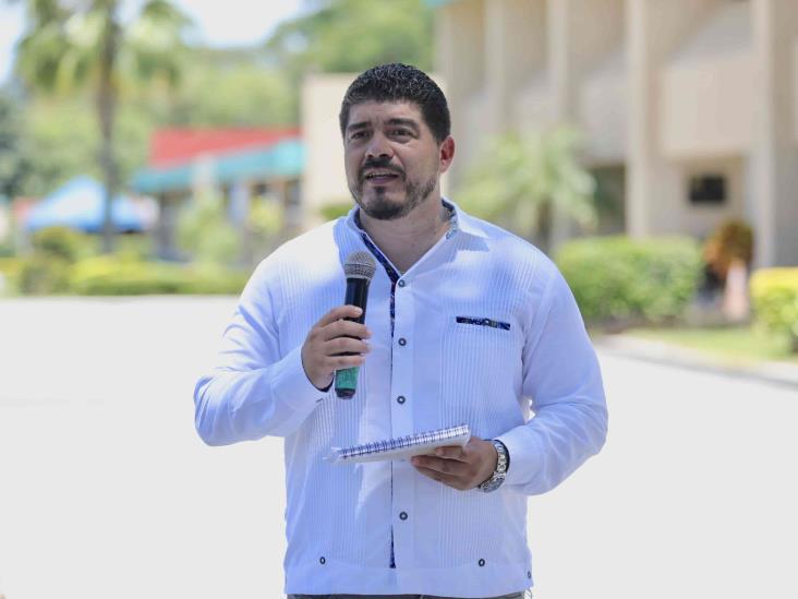 Destinará SEV 3 mdp a escuela hecha de palitos en Veracruz
