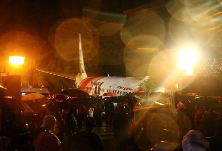 Al menos 17 muertos tras accidente de avión en India
