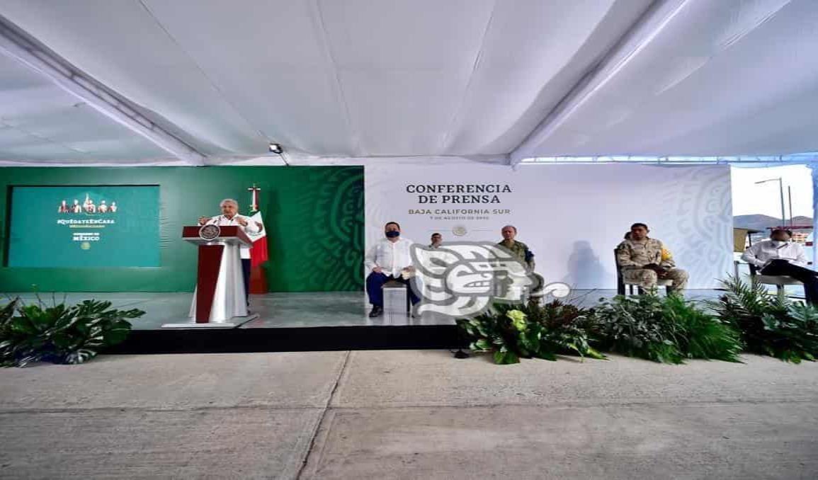 López-Gatell ha actuado responsablemente ante la pandemia: AMLO