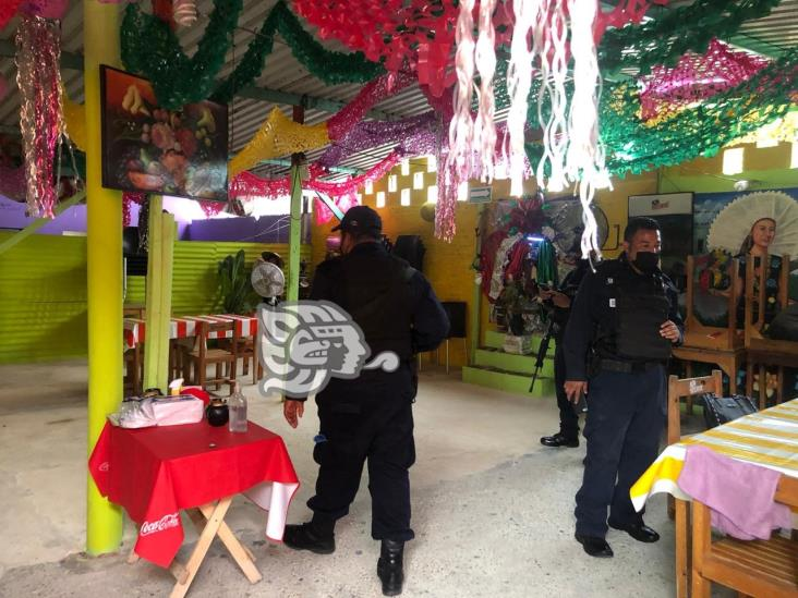 En Nanchital, con operativo vigilan que no vendan bebidas embriagantes