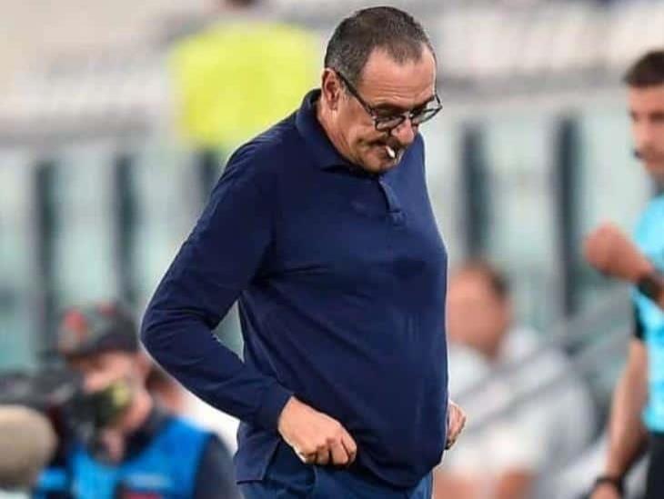 Juventus destituyó a Maurizio Sarri tras fracaso en Champions