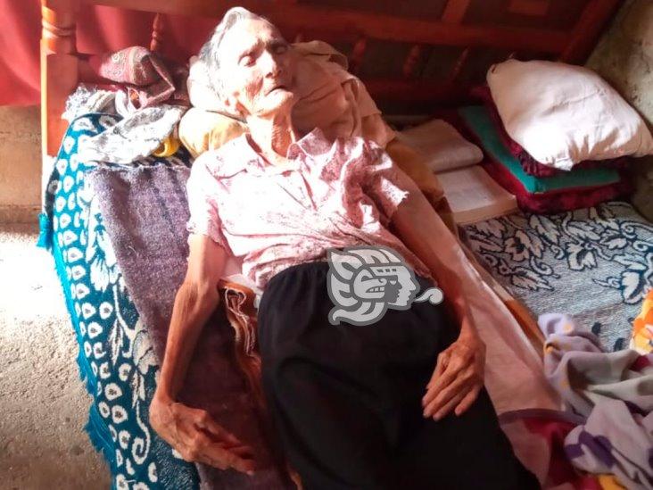 Altruista anónimo le dona silla de ruedas a abuelita necesitada