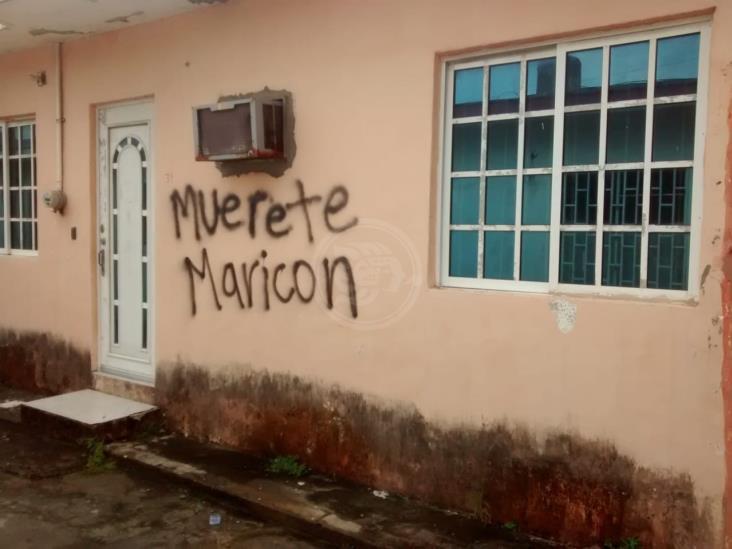 Denuncia amenazas en Veracruz solo por su preferencia sexual