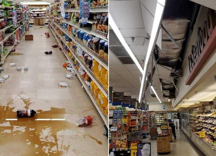 Inusual sismo de magnitud 5.1 sorprende a Carolina del Norte