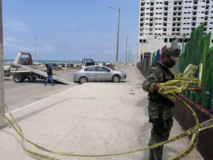 Tras persecución, cae banda de ladrones de casa-habitación en Coatzacoalcos
