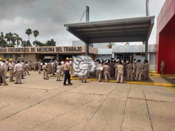 Se quejan por falta de transporte y filtros en el Complejo Morelos