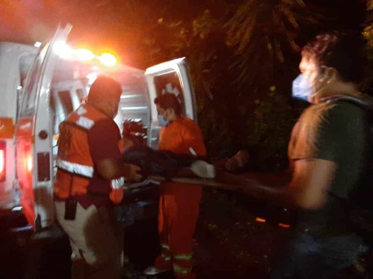 Hallan a joven mujer brutalmente golpeada en Misantla