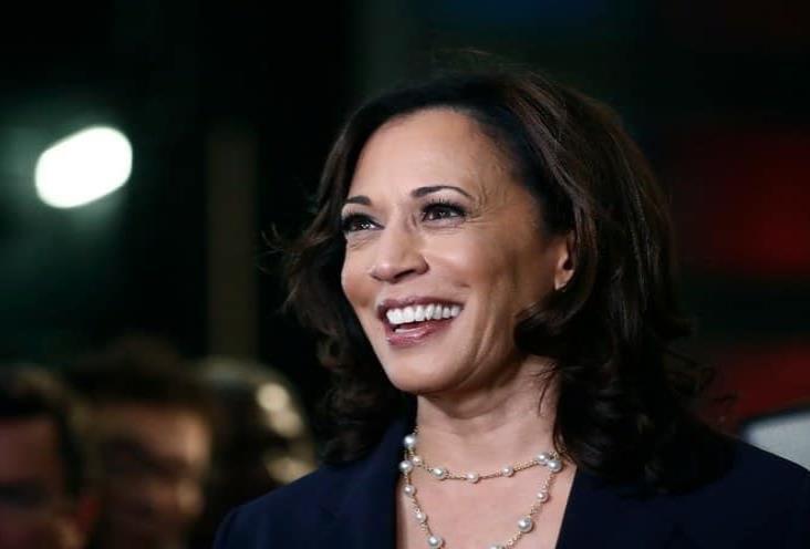 Kamala Harris será candidata demócrata a la Vicepresidencia de EU