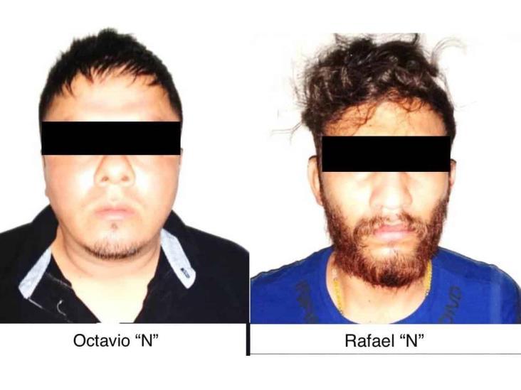 Detiene Fuerza Civil a presuntos integrantes del CJNG en Medellín