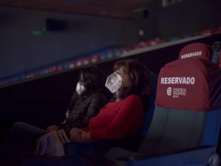 Así fue la reapertura de cines en CDMX