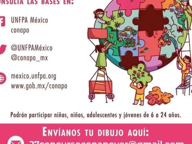 Invita SEV a participar en concurso de dibujo y pintura infantil