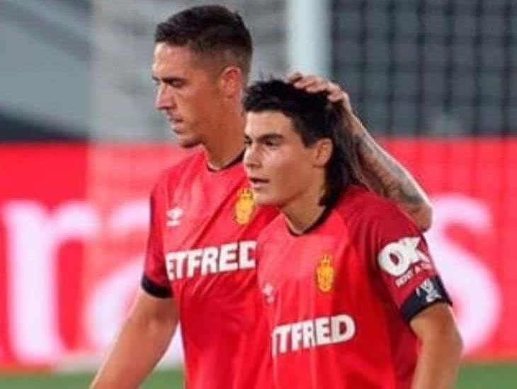 Luka Romero es buscado por la Selección Mexicana