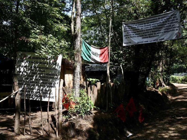 Desquiciarán a CDMX y Xalapa si no ´legalizan´ despojo en Veracruz