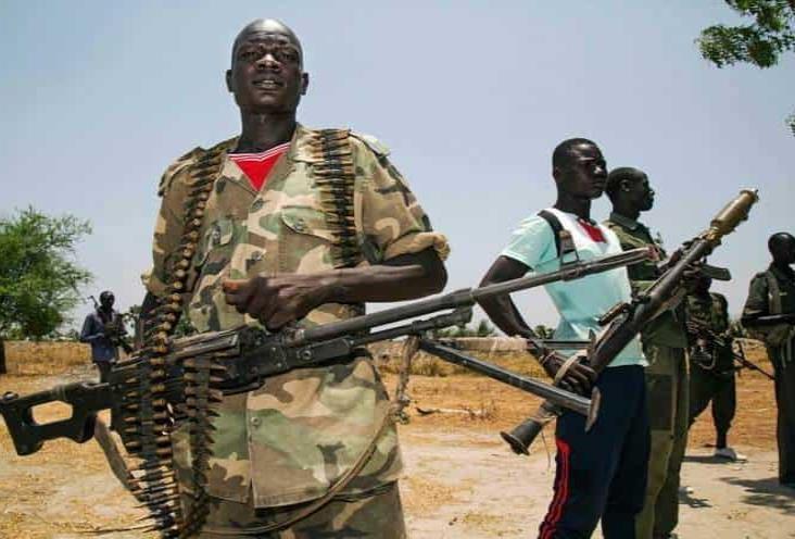 Unos 127 muertos en choques entre soldados y civiles en Sudán del Sur