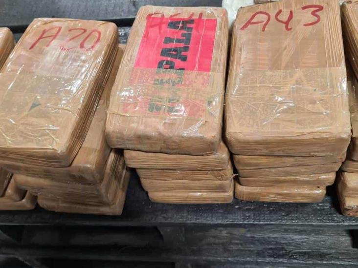 Aseguran 678 kilos de cocaína en México